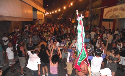 Prévia Manicacas 2011