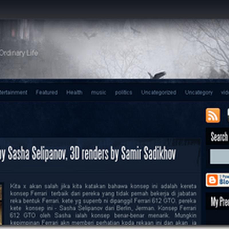 Blog Pilihan BEN ASHAARI ke 20 ...