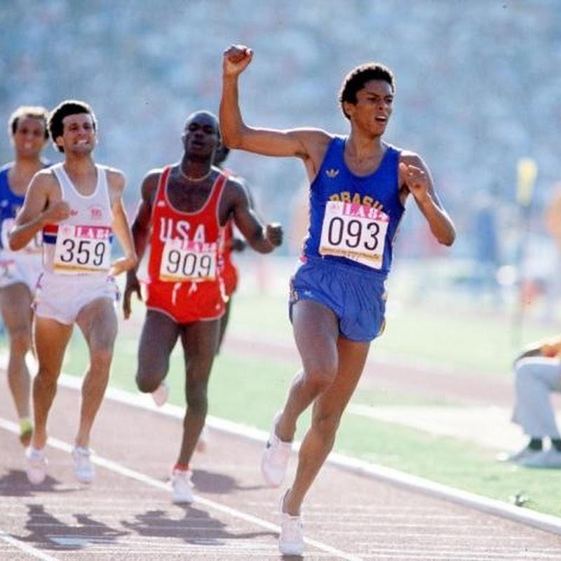 Um João que poderia ter sido Usain Bolt