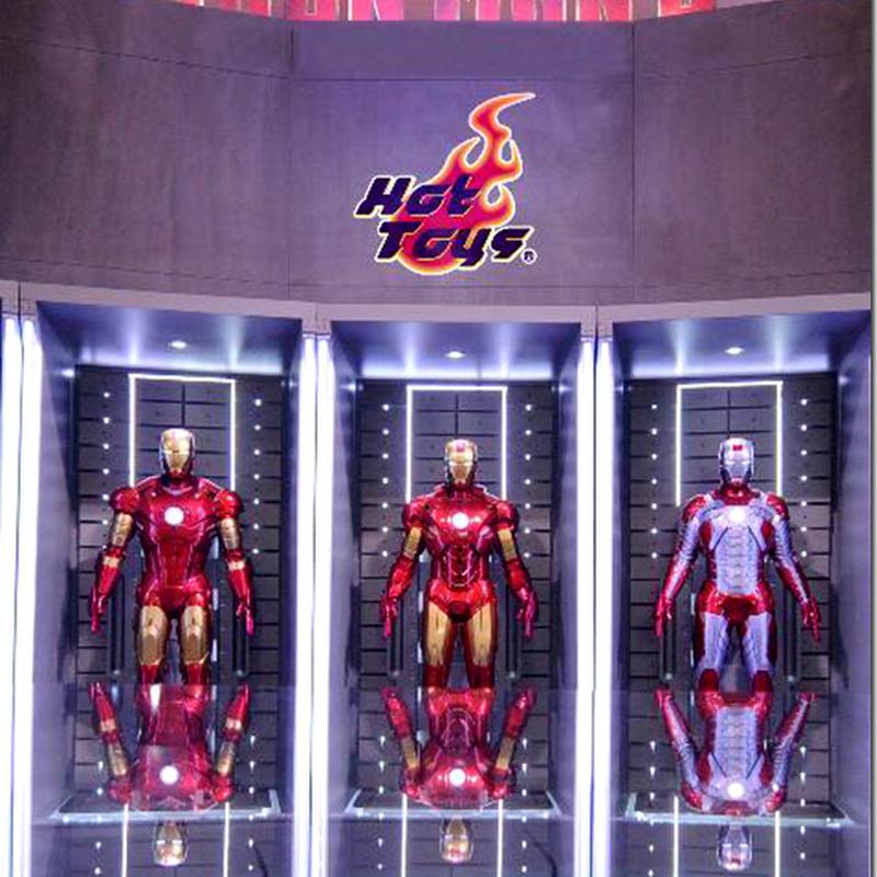 STGCC 2013: Hot Toys