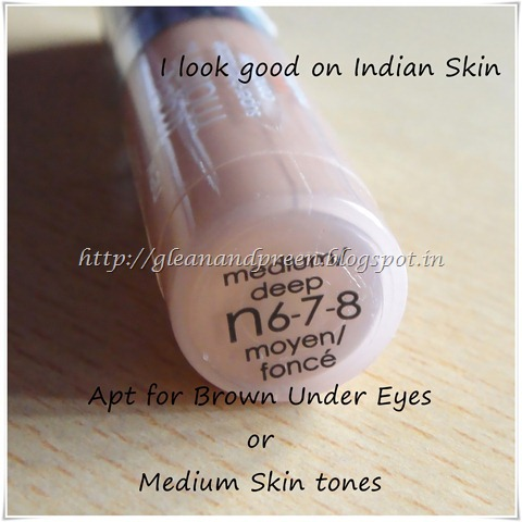 True Match Concealer Shade