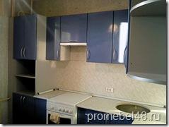 угловая кухня фото 1