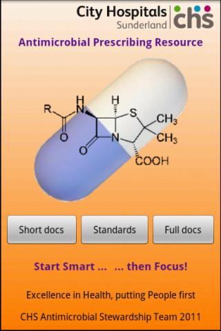 【免費醫療App】CHS antimicrobials-APP點子