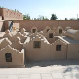 Hami - Caveaux musulmans tombeau des rois hui