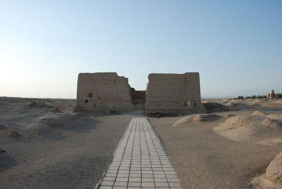 Turfan - Ruines de Jiaohe 12