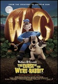 Wallace and Gromit - The Curse of the Ware-Rabbit - poster