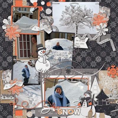 MMTS & TSK - Frosty - Snow