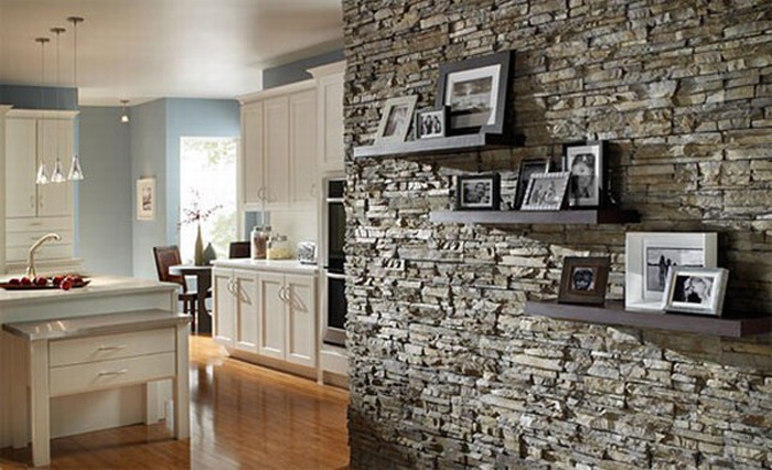 decoration mur briquette