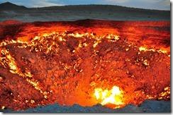 (Turkmenistan) - Hell's Gate