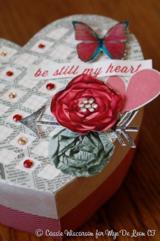 Heart Box Close-up