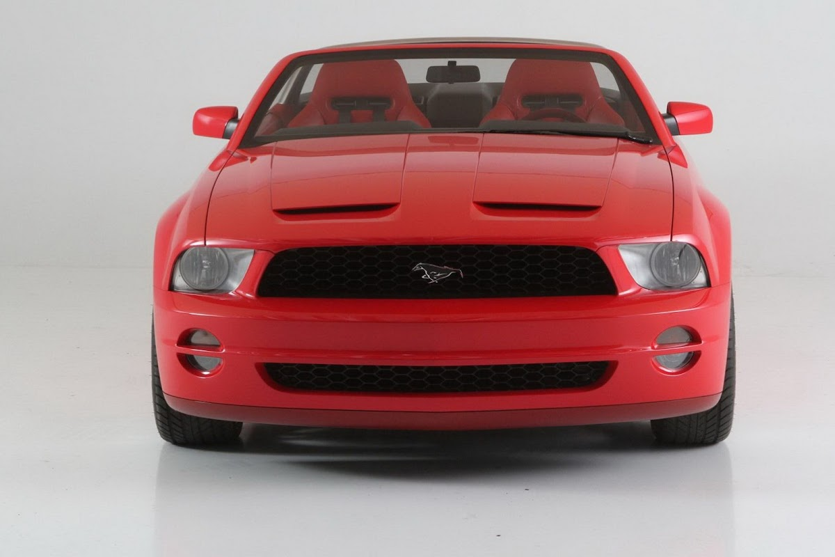 2003 ford mustang concept convertible looking for a new home 2004 ford mustang gt convertible concept 1 sciox Choice Image