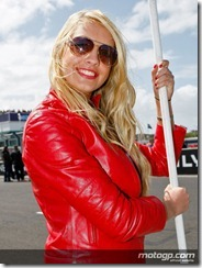 Paddock Girls Iveco Australian Grand Prix 16 October 2011 Phillip Island Australia (21)