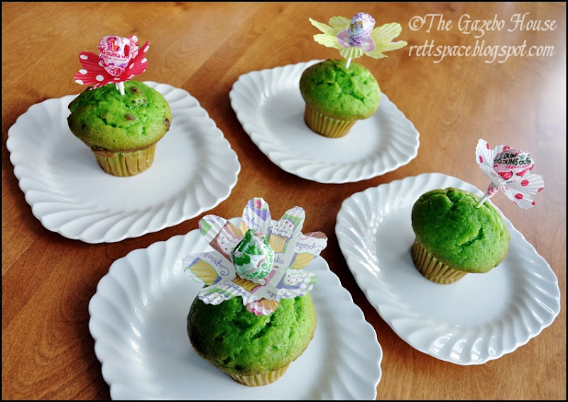 flower cupcakes 001