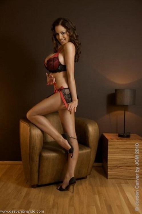 jordan carver linda sexy sensual peitos tits big tits desbaratinando (107)