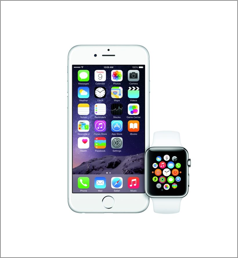 Apple iPhone 6 e Watch