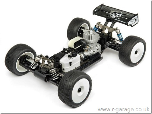 hpi revolution 18th petrol gasoline engine buggy