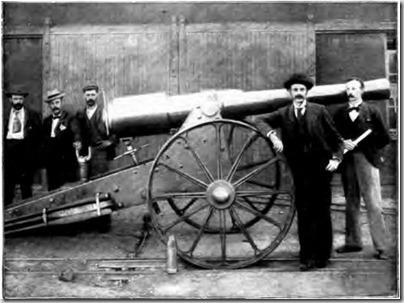 Mans-Cannon