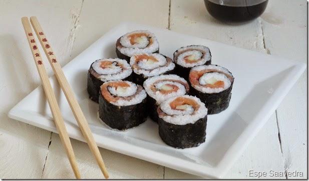 maki sushi espe saavedra