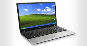 Notebook con Microsoft Windows Xp