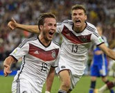 Hasil Jerman vs Argentina