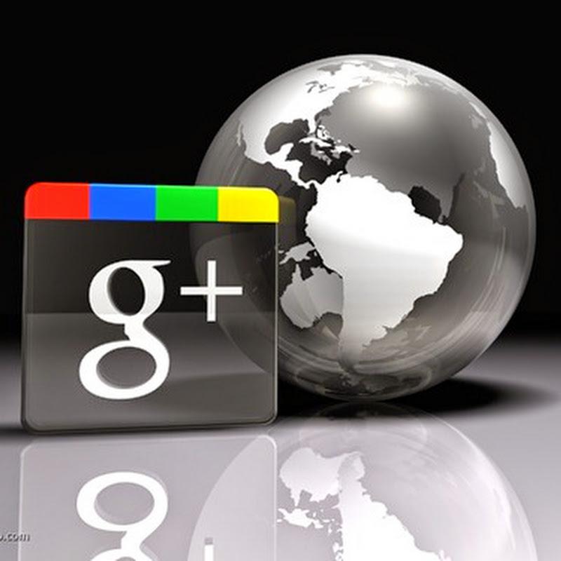 Condivisione dei post su Google+