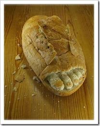 pão-sandália