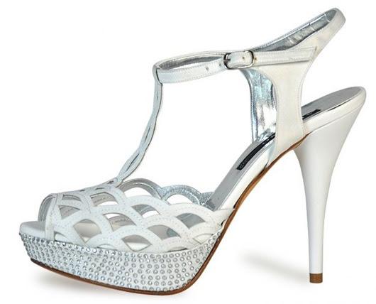 Next Spring: Bridal Shoes among the novelties of Albano ...