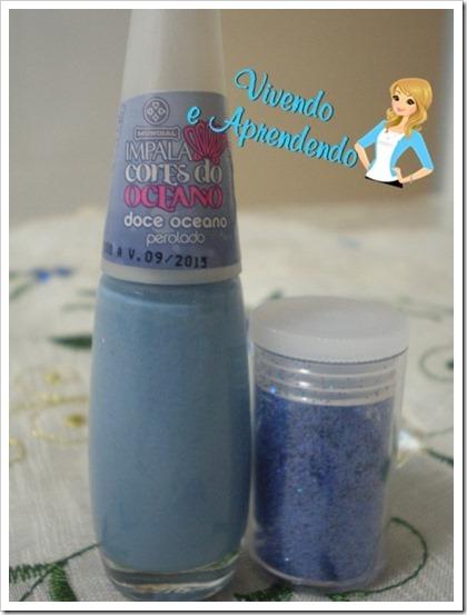 Impala_Doce Oceano com glitter