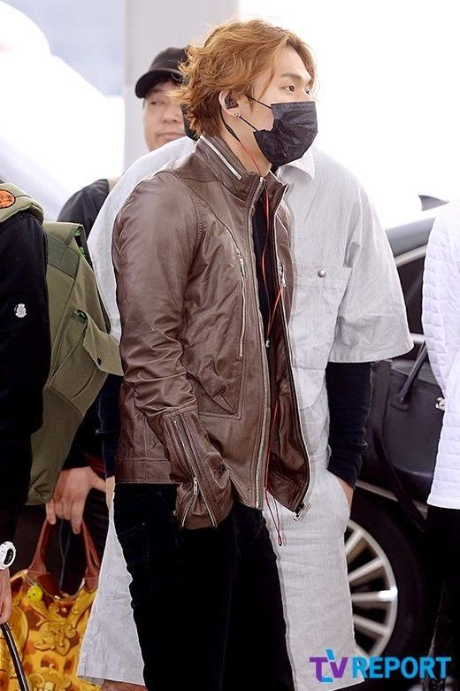 Big Bang - Incheon Airport - 24oct2014 - Dae Sung - Press - TV Report - 06.jpg