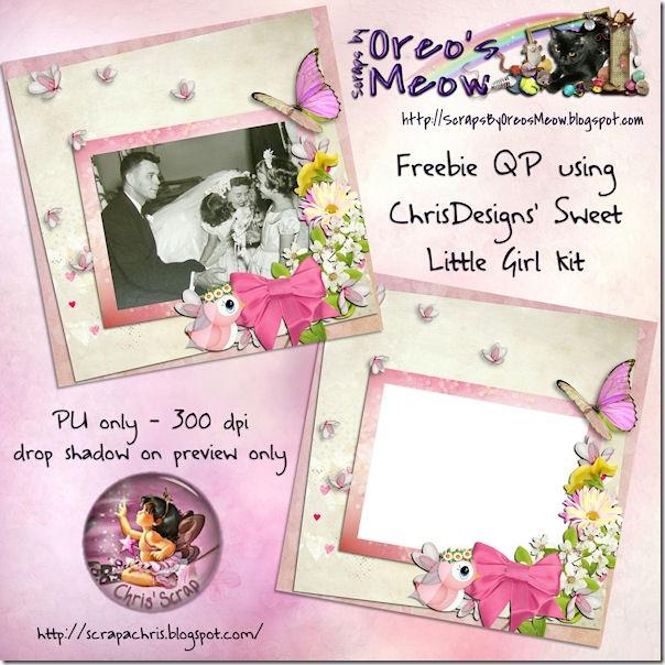 SBOM for ChrisDesign - Sweet Little Girl QP Preview