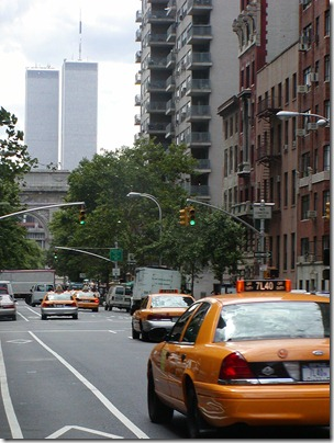 yellow-cab-world-trade-center