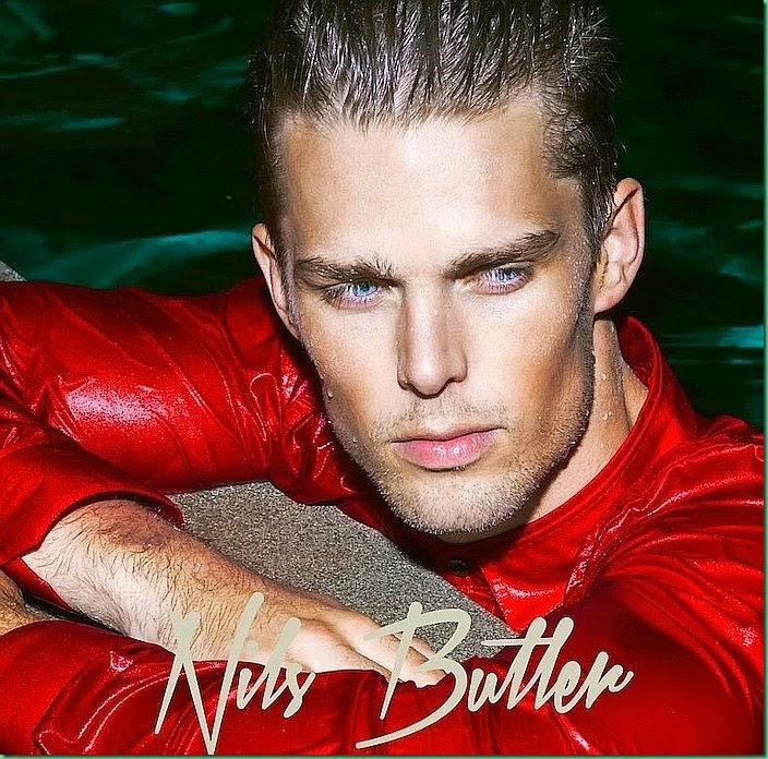 Nils Butler covers Reflex Homme