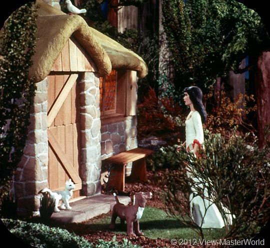 View-Master Snow White and the Seven Dwarfs (B300), Scene 8