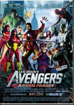 Watch Avengers XXX A Porn Parody online