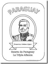 Guerra de Paraguay. La Triple Alianza 1