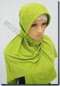 jilbab model bergo