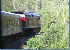 5483 Ontario - Sault Ste Marie - Agawa Canyon Train Tour