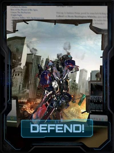 TRANSFORMERS 3-03