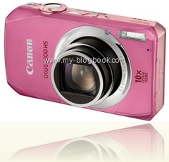 Canon-IXUS-1000-HS-Pink