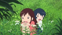 Ookami Kodomo no Ame to Yuki - Movie - Large 26