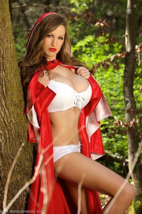 jordan carver linda sexy sensual peitos tits big tits desbaratinando hot quente  (11)