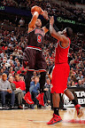 lebron james nba 130221 mia at chi 11 LeBron Debuts Prism Xs As Miami Heat Win 13th Straight