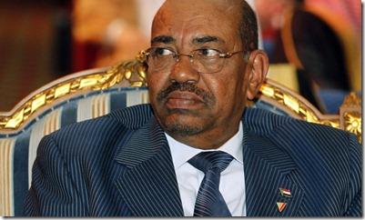Al Bashir nervous