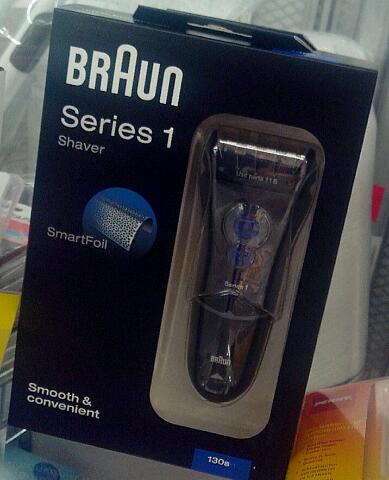 Braun Series 1