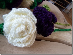 Crochet Flower Bouquets (4)