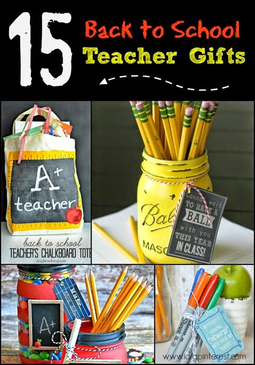 Back to School Teacher Gifts Collage2