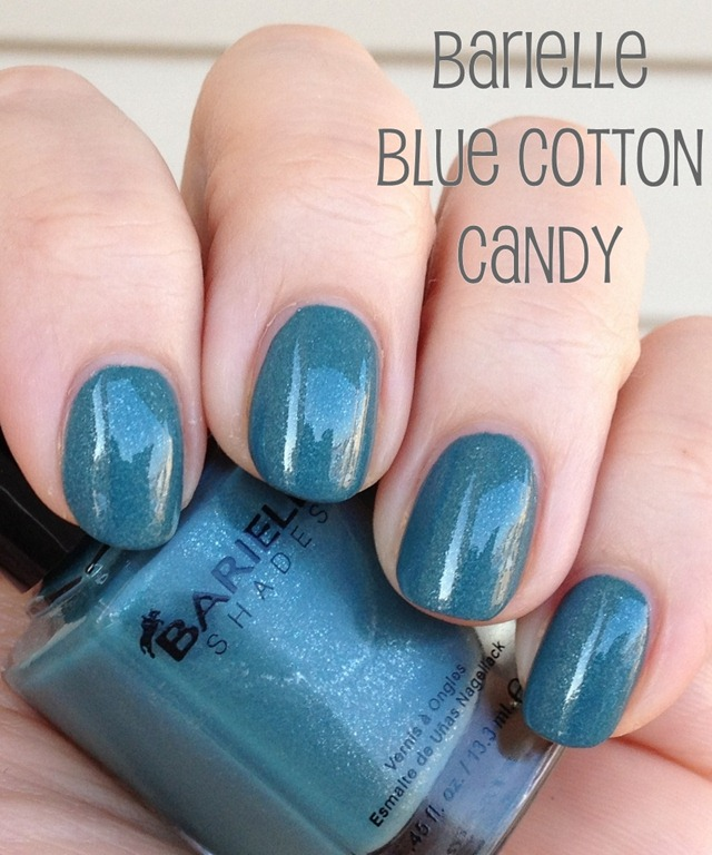 Barielle Blue Cotton Candy