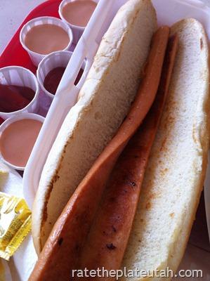 The Malt Shoppe Hot Dog