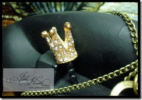 gold crown dust plug