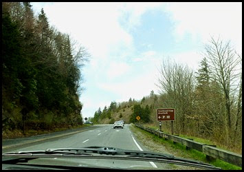 02 - Approaching Newfound Gap